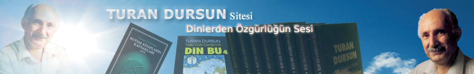 Turan Dursun Sitesi Forumları